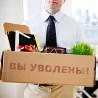 Статья ТК РФ по которой увольняют работника