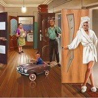 Покупка комнаты в общежитии или коммунальной квартире